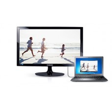 Samsung S19D300NY 18.5'' LED Monitor - Black